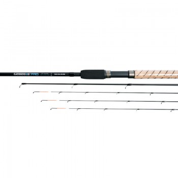 Удилище фидерное MAVER GENESIS PRO 12FT FEEDER ROD - 3 PIECE (3.6M)