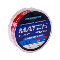 Леска Flagman Match and Feeder Sinking Line 150м 0,165мм