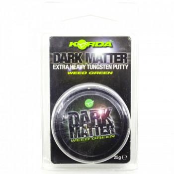 Грузило пластичное Korda Dark Matter Rig Putty Weed Green