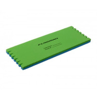 FLAGMAN Мотовило для поводков и оснасток Eva Rig blue-green 15х6х0,8см
