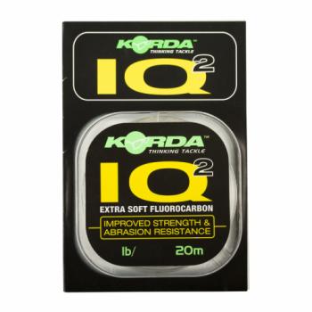Поводковый материал Korda IQ2 Extra Soft 0.32мм