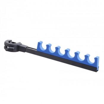 Гребенка с креплением для платформы Flagman 6 holes Eva rod rest D36mm