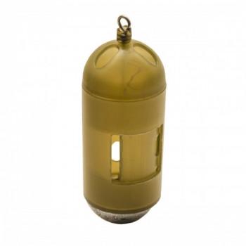 FLAGMAN Кормушка фидерная для опарыша пластиковая большая 60г