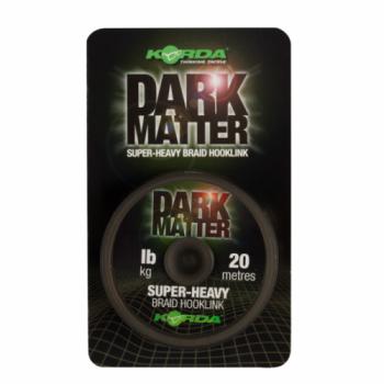 Поводковый материал Korda Dark Matter Braid 20lb 20м