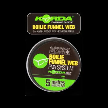 Сетка PVA запасная Korda Boilie Funnel Web Hexmesh 5m