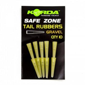 Конус для безопасной клипсы Korda Safe Zone Rubbers Gravel