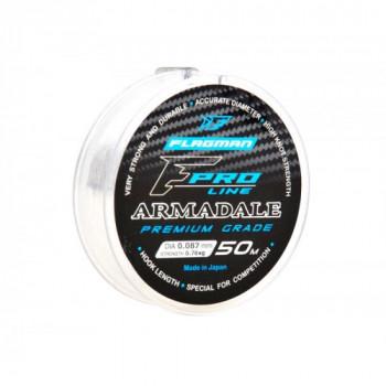 Леска Flagman Armadale Premium Grade 50м 0,087мм