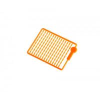 Стопор для бойлов Carp Pro мини оранжевый 120шт