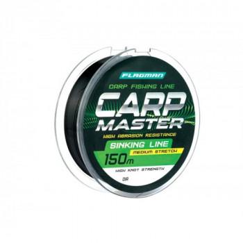 Леска Flagman Carp Master 150м 0,35мм