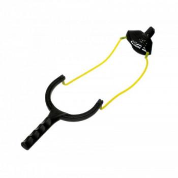 FLAGMAN Рогатка With Yellow Medium Elastic 20-35м