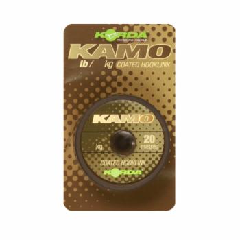 Поводковый материал Korda Kamo Coated Hooklink 20lb