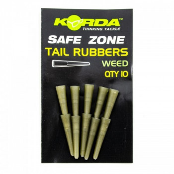 Конус для безопасной клипсы Korda Safe Zone Rubbers Weed