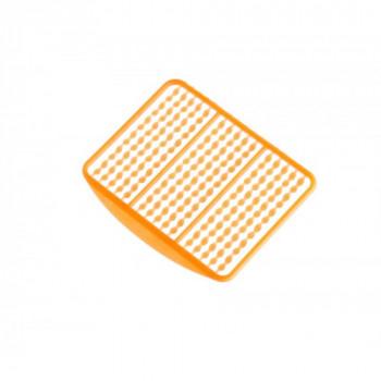 Стопор для бойлов Carp Pro оранжевый 90шт