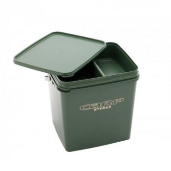 Вeдро прямоугольное Carp Pro Plastic Bucket 10l