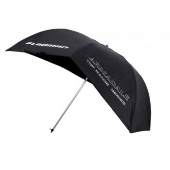 Зонт рыболовный Flagman Fibreglass Flat Back Brolly 2,5м