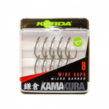 Крючок Korda Kamakura Wide Gape №8