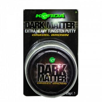 Грузило пластичное Korda Dark Matter Rig Putty Gravel Brown
