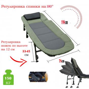 Кровать карповая Mimir Mir Camping DYC