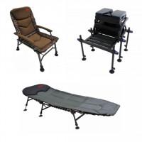 Кресла, раскладушки, платформы