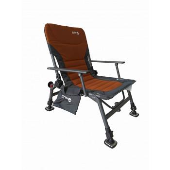 """Переносное / складное карповое кресло для рыбалки """"WESTFIELD"""" (малое)"""