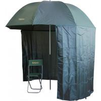 Зонт для рыбалки с занавеской UT-25