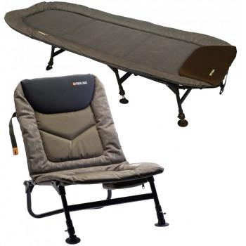 Кровать и кресло Prologic Commander T-Lite Combo