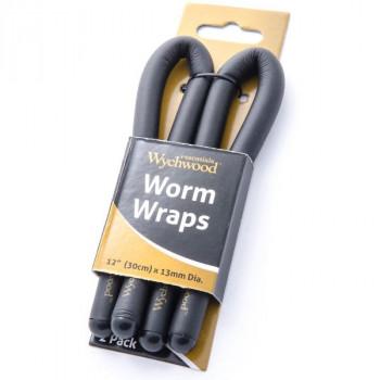 Лента для фиксации удилищ Wychwood Worm Wraps - 2шт.