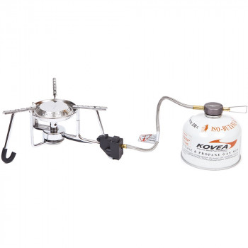Горелка газовая со шлангом KB-9602