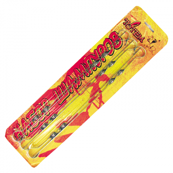 Totem шампуры набор 60*1см блистер
