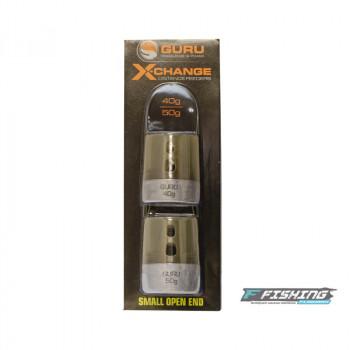 Кормушка Guru X-Change Distance Feeder Solid Small 40гр + 50гр