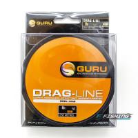 Леска Guru Drag Line 0,20мм 250м
