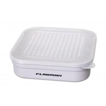 Коробка Flagman для наживки 16x16x4,5см