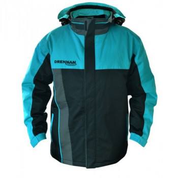 Куртка Drennan Quilted Jacket - роз. L