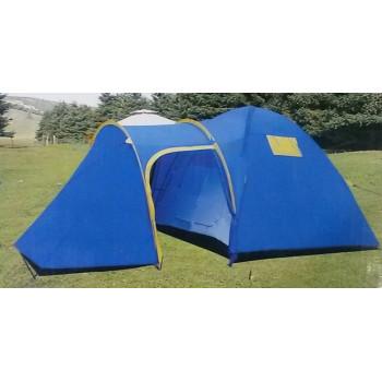 Палатка 6-ти местная двухкомнатная 1636,