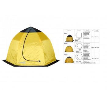 Палатка зимняя зонт 1-местная NORD-1 Helios