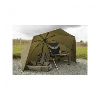 Палатка Korum Graphite Brolly Shelter