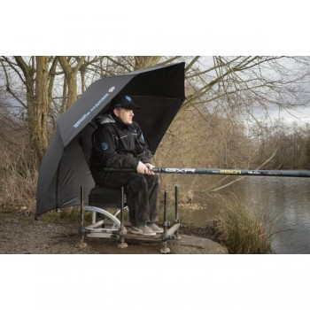Зонт Preston Space Maker Flat Back Brolly