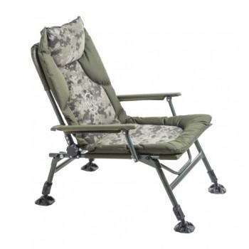 Mivardi Chair CamoCODE Arm карповое кресло