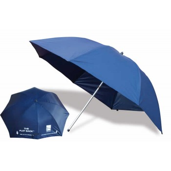 "Зонт Preston 50"" Flat Back Brolly with Zips"