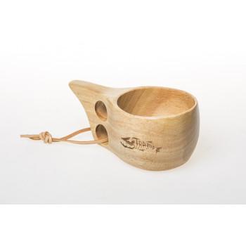 Tramp кружка-кукса деревянная