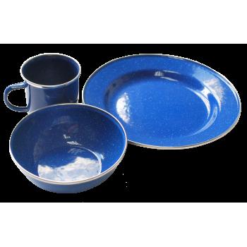 Tramp набор посуды эмалированой TRC-074