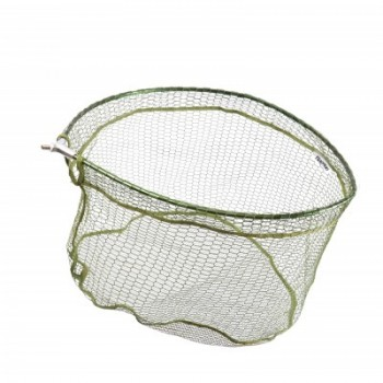 Flagman Голова для подсака 60х52см olive green rubber mesh