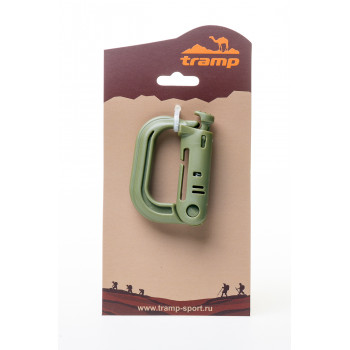Tramp карабин Grimlock оливковый