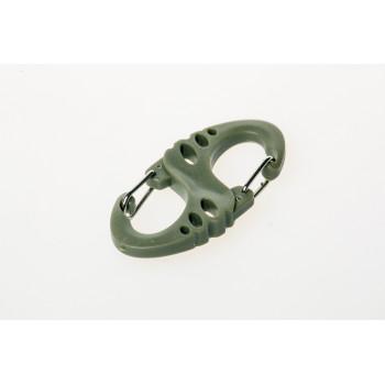 Tramp карабин пластиковый  S-type оливковый