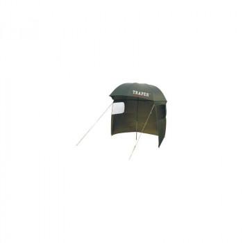 Зонт рыболовный Traper 250cm с задней стенкой