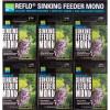 Леска Preston Innovations REFLO® SINKING FEEDER MONO - 150m / 0.26mm / 3.63kg