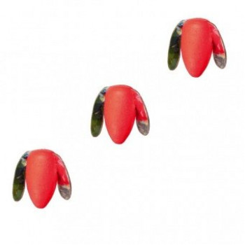 Пропеллер плавающий IRON TROUT Trout Rotor Float / 15mm - Fluo Red - 3шт.