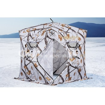Зимняя палатка HIGASHI WINTER CAMO COMFORT SOLO