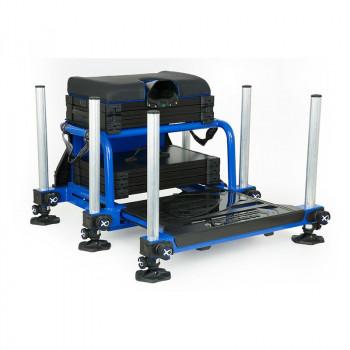 Рыболовная платформа Matrix Superbox S36 - Blue Edition