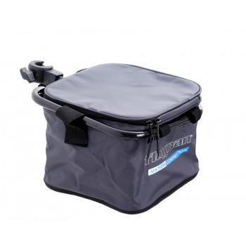 Мягкое ведро с креплением Flagman Nylon bait bowl bag D25мм